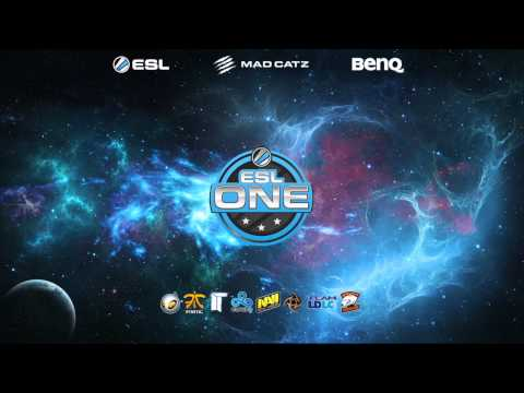 ESL ONE Chill Pause Music