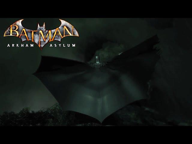 BATMAN ARKHAM ASYLUM - Encontrando Novos Caminhos