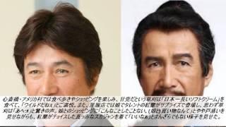 草刈正雄、街ロケで大はしゃぎ 有働アナはヒヤヒヤ - http://www.oricon...