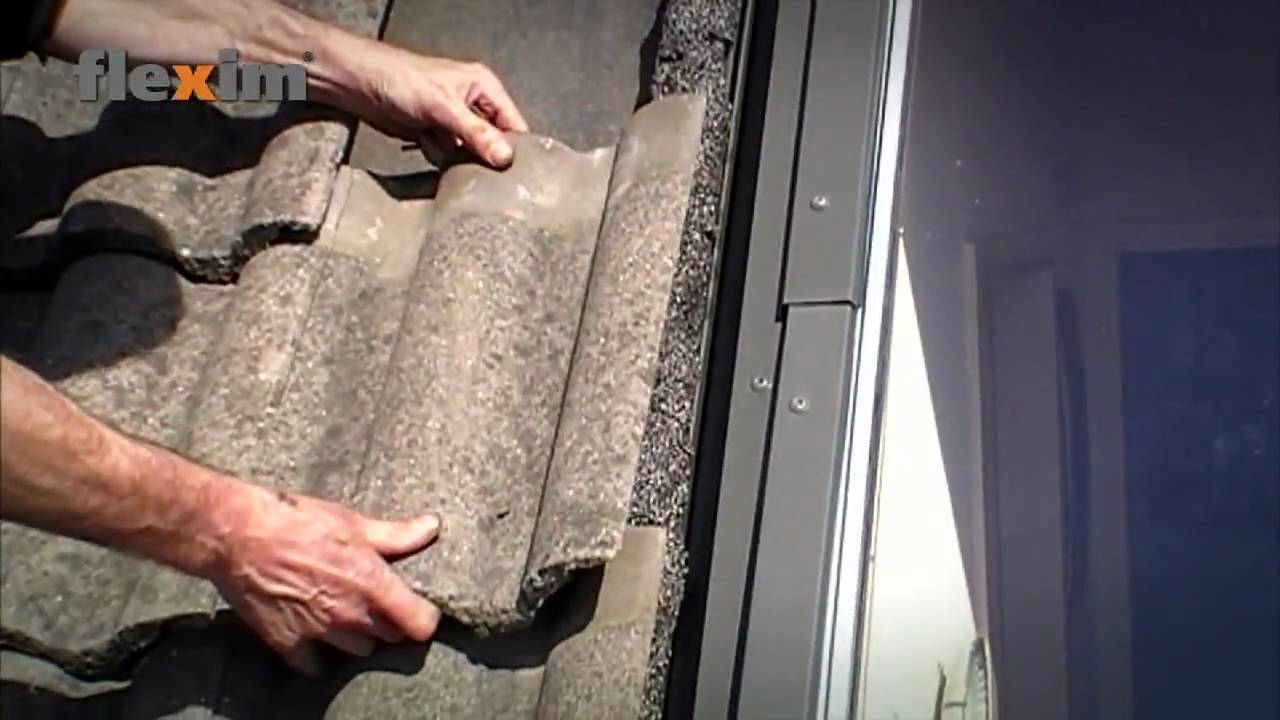 Delightful Flexim Dakmortel U0027dakraam Renovatieu0027 | Flexim Roof Mortar U0027Roof Windowu0027.mp4    YouTube