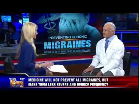 Scripps Health: Neurologist Discusses New Migraine Medication with KUSI
