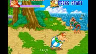 Mame- Asterix- Ils sont fous ces gaulois!- Arcade