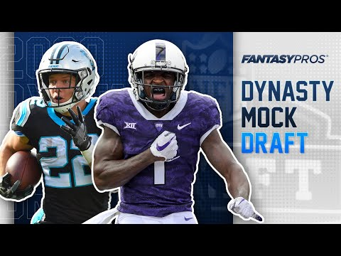 2020 Dynasty Mock Draft | FULL Rosters, 24 Rounds With NFL Rookies (Fantasy Football)