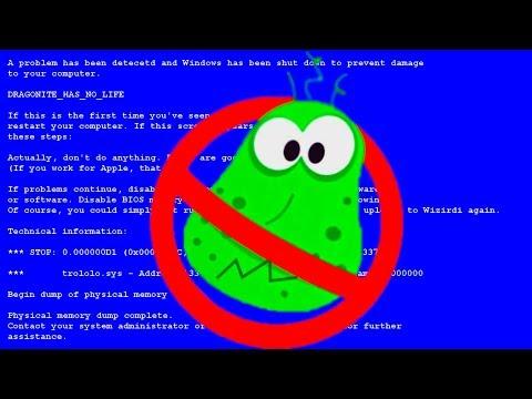 10 самых опасных компьютерных ВИРУСОВ в истории, которые могут быть в ТВОЕМ компьютере