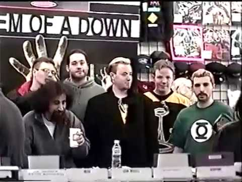 System of a Down - Live Babylon Record Store New York 1999 Full Concert HD