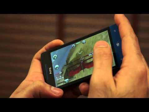 HTC Windows Phone 8S Gaming Video - iGyaan