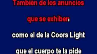 Desahogo (karaoke de Vico c)