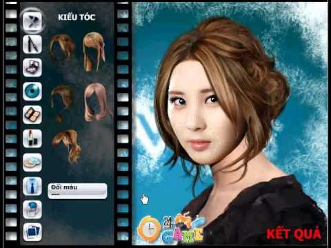 Game làm đẹp cho seohyun - Trang điểm diễn viên