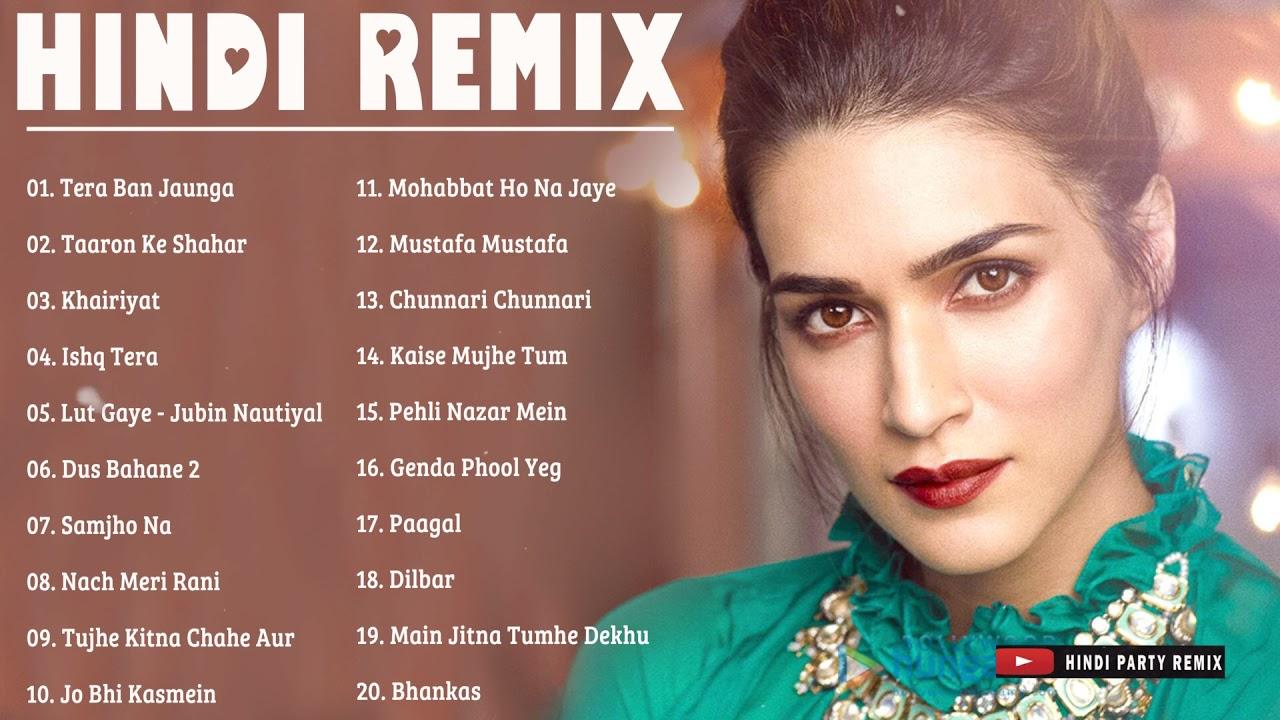 """Latest Bollywood DJ Non-Stop Remix 2021 - New Hindi Dj Remix 2021 """"Remix"""" - Mashup - """"Dj Party"""""""