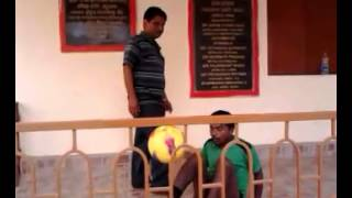 Football player LM Marandi Angul Bl;ock