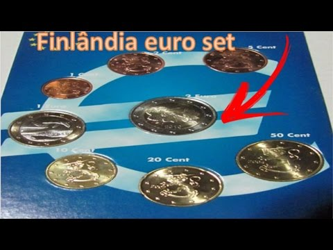 finlândia euro set-país nº 12