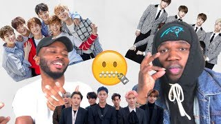 KPOP TRY NOT TO LAUGH CHALLENGE #1 (REACTION) | THE BUMS