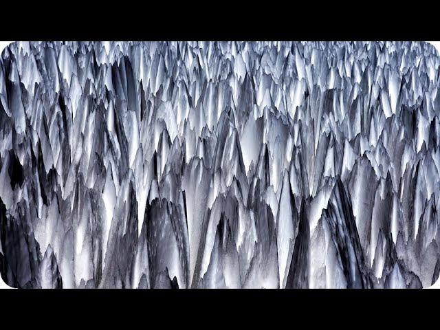 КосмоСториз: СПУТНИК «ЕВРОПА» УСЫПАН 15-МЕТРОВЫМИ ШИПАМИ