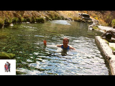 Wells Hot Springs Nevada