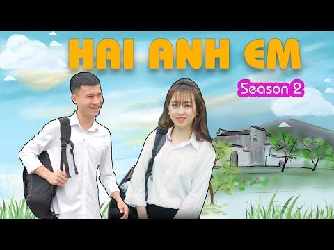Phim Hài Mới Nhất 2020 | Hai Anh Em Season 2 TẬP FULL | Phim Học Đường Hài Hước Gãy Media