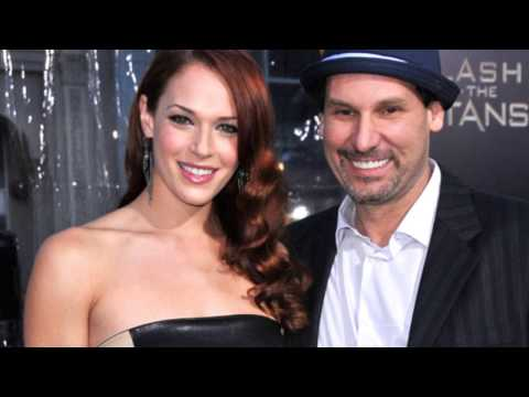 Amanda Righetti and her husband Jordan Alan