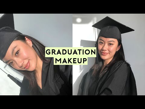 GRADUATION MAKEUP TUTORIAL • How to do makeup for photography & special occasion - YouTube