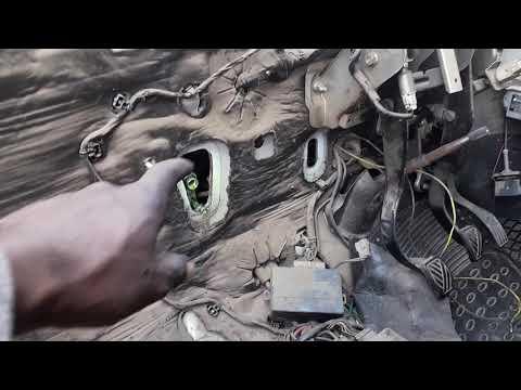 Maruti Suzuki Dzire AC cooling coil wash