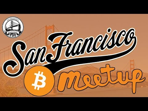 Cryptocurrency meetups san francisco