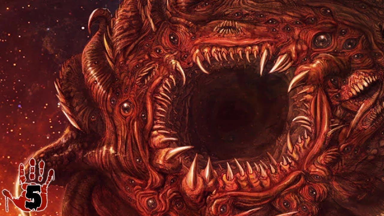 Top 5 Strongest Lovecraftian Monsters