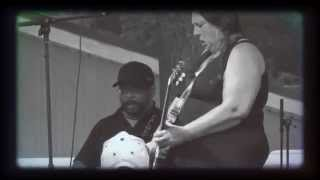 """JOANNA CONNOR """"SKY IS CRYING"""" 2014 Firefighters Bluesfest"""