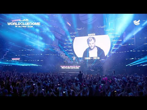 Tribute To Avicii @ World Club Dome 2018