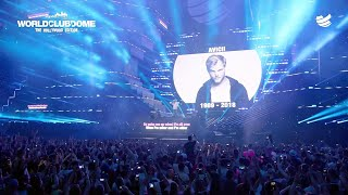Tribute To Avicii @ World Club Dome 2018 ( Frankfurt, Germany ) Hol...