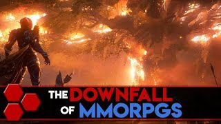 The Downfall of MMORPGs - TheHiveLeader