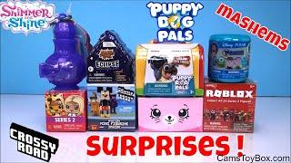 Surprise Toys Animal Jam Eclipse Puppy Dog Pals Roblox 2 Disney Pixar Mashems Crossy Road
