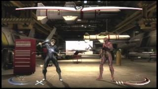 Injustice: Gods Among Us (Wii-U) online 1v1 matches