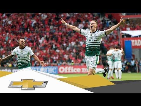Resumen  Toluca 1-1 Santos | Final - Clausura 2018 | Presentado por Chevrolet