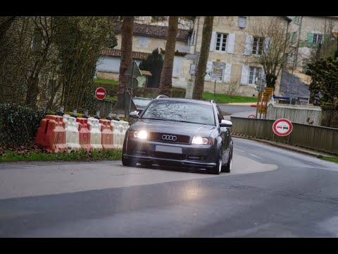 audi a4 project by jp performance youtube. Black Bedroom Furniture Sets. Home Design Ideas