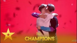 Bars And Melody: VIRAL Duo Emotional Return To BGT After 5 Years!!| Britain's Got Talent: Champions