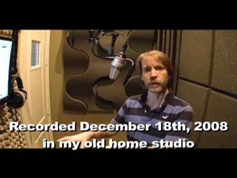 James Arnold Taylor  A Day in My Life as a VoiceActor Part 1