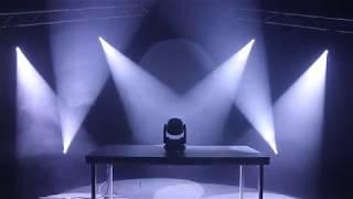 JSF SHOW ROOM - ADJ FOCUS SPOT 4Z OVERVIEW - 200W LED Spot Moving Head