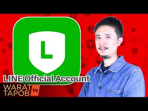วิธีใช้ LINE Official Account EP1  ทำการตลาดด้วย LINE OA (LINE@ เดิม) ปี 2021