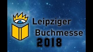 Leipziger Buchmesse 2018 Vlog (MCC)