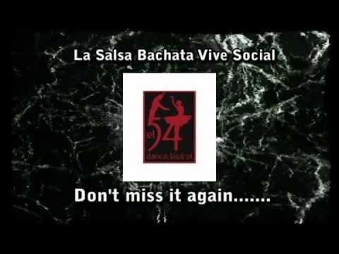 La Salsa Vive Group Social 01/14/2012 Santo Domingo, República Dominicana