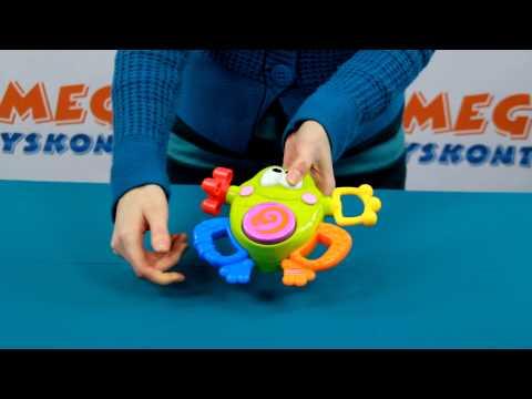 Żabka śmieszka - Fisher Price - Mattel - Www.MegaDyskont.pl