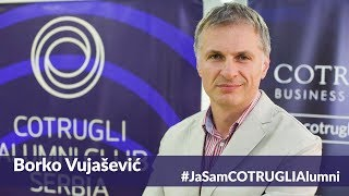#JaSamCOTRUGLIAlumni: Borko Vujasević