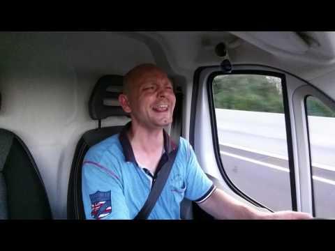 Highway Karaoke #009 - Castle On The Hill (original by ed sheeran)
