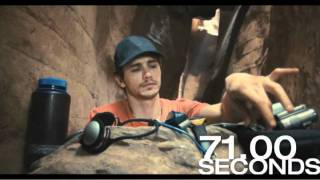 127 Hours is released on Blu-ray and DVD in the UK on 6th June 2011...