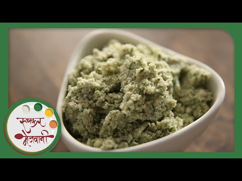 how to make pudina chutney with raw mango