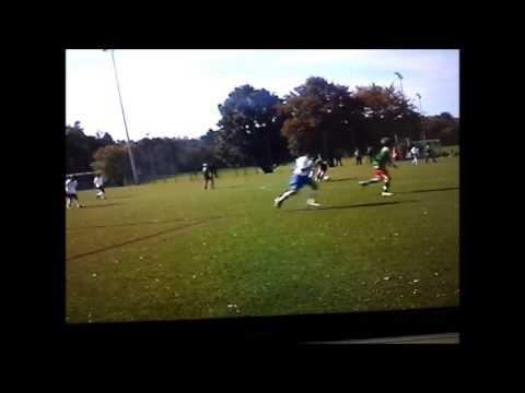 Bledian Krasniqi 11- year old football talent FC Zürich, Switzerland