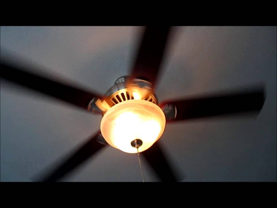 52 Quot Harbor Breeze Crosswind Ceiling Fan Youtube