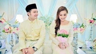 Majlis pertunangan Erin Malek & Farriz Fauzy