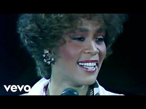 Whitney Houston - How Will I Know (Live)