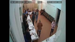 Северная Осетия, УИК 141 станица Терская