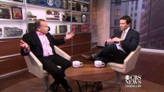 """Buzz Bissinger on how he approached """"Father's Day"""""""