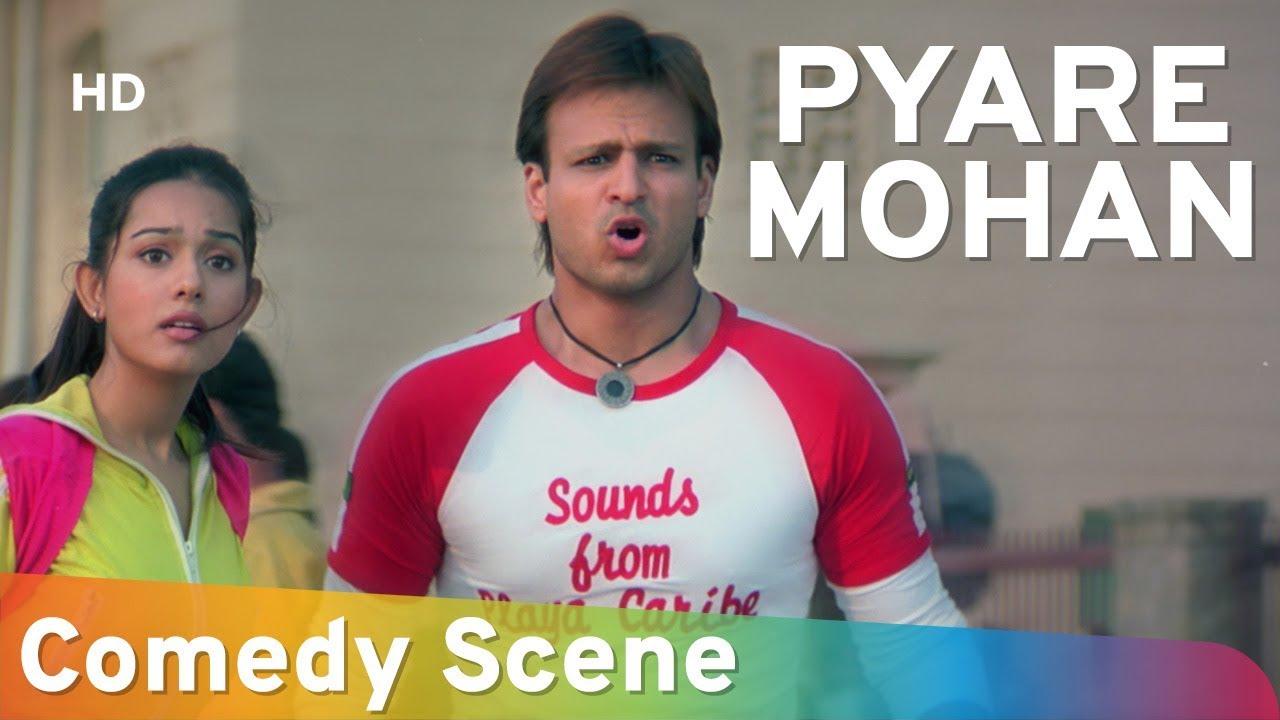 Download Pyare Mohan - Vivek Oberoi - Fardeen Khan - Most Viewed Comedy Scene - बॉलीवुड हिट कॉमेडी